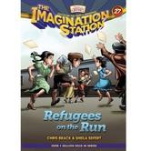 Pre-buy, Refugees on the Run, Imagination Station, Book 27, by Chris Brack & Sheila Seifert