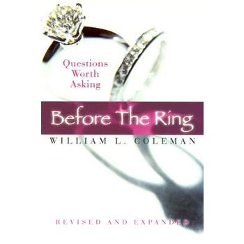 Before the Ring: Questions Worth Asking, by William L. Coleman