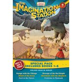 Adventures in Odyssey: Imagination Station Series Volumes 1 to 6, Boxed Set, Paperback