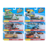 Trackin Trucks Vehicle - Assortment