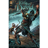 King David, by Art Ayris and Danny Bulanadi, Comicbook