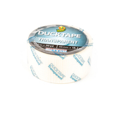 Duck Brand, Transparent Duct Tape, 1.88 x 20 Yards, Clear, 1 Roll