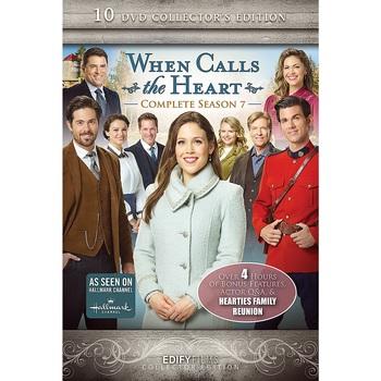When Calls The Heart: Season 7, DVD Set