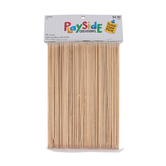 Playside Creations, Super Jumbo Craft Sticks, 7.87 x .98 Inches, Natural, Pack of 60