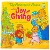 Berenstain Bears and the Joy of Giving, by Jan Berenstain & Mike Berenstain, Paperback