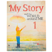 Master Books, My Story and the World Around Me Level 1, Grade 1