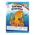 Home Workbooks Gold Star Edition Activity Book: Cursive Practice, 64 Pages, Grades 2-3