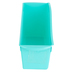 Storex, Large Book Bin, Teal, 14.30 x 5.30 x 7 Inches, 1 Piece
