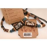 Witness Collection, Tribal Adjustable Jute Bracelet