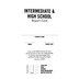 A Simple Plan, Intermediate & High School Report Card, Contemporary
