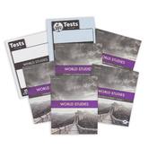 BJU Press, World Studies Complete Subject Kit, 4th Edition, Grade 7