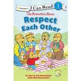 Respect Each Other, The Berenstain Bears, I Can Read!, Level 1, by Stan & Jan Berenstain, Paperback