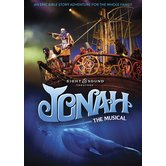 Jonah: The Musical, by Sight & Sound, DVD