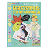 The Science Alliance, Eddie Explores Ecosystems and the Food Chain, Reproducible, Grades 3-8