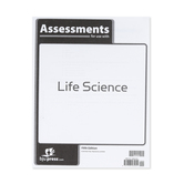 BJU Press, Life Science Assessments, 5th Edition, Paperback, Grade 7