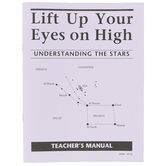 Christian Liberty Press, Lift Up Your Eyes On High Teacher's Manual, Revised, Grades 9-12