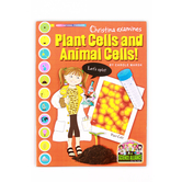 The Science Alliance, Christina Examines Plant Cells and Animal Cells!, by Carole Marsh, Paperback