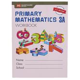 Singapore Math Primary Math Workbook 3A US Edition, Grade 3