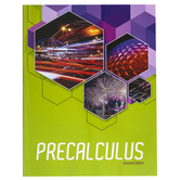 BJU Press, Precalculus Math Student Worktext, 2nd Edition, 720 Pages, Paperback, Grades 12