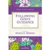 Following God's Guidance, Women of Faith Study Guide Series, by Thomas Neslon