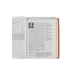 NTV Life Application Spanish Study Bible, Large Print, Duo-Tone, Brown and Tan