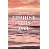 Salt & Light, Joshua 24:14-15 Choose This Day Church Bulletins, 8 1/2 x 11 inches Flat, 100 Count