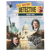 The Critical Thinking Co., U.S. History Detective Book 2, Reproducible, 320 Pages, Grades 8-12