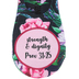 Living Royal, Proverbs 31:25, Strength & Dignity Liner Socks, Polyester, One Size Fits Most