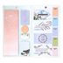 MAMBI, Happy Planner ®, Faith Accessory Book-Notepad, Sticky Notes, Stickers, 483 Pieces