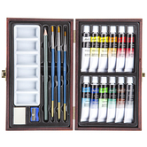 Master's Touch, Acrylic Paint Set, 8 1/4 x 5  x 1 3/4 inches, 20 Pieces