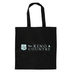 Riot Merchandising, for KING & COUNTRY God Only Knows Tote Bag, Cotton, Black, 15 1/2 x 15 inches