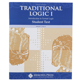 Memoria Press, Traditional Logic I Student Text, Third Edition, Paperback, 99 Pages, Grades 7 and up