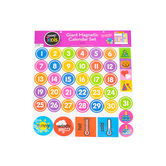 Dowling Magets, Giant Magnetic Calendar Set, 94 Pieces