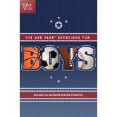 The One Year Devotions for Boys, by Children's Bible Hour, Paperback