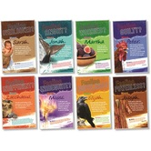 North Star Teacher Resources, Great Purposes for Imperfect People Poster Set, 8 Pieces