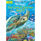 Where Is the Great Barrier Reef, by Nico Medina and  John Hinderliter, Paperback