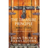 The Treasure Principle Bible Study, by Randy Alcorn & Brian Smith, Paperback
