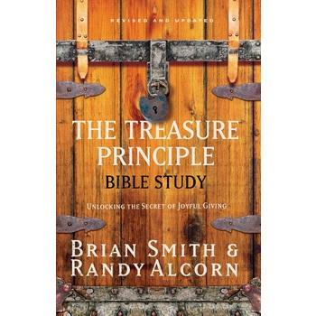 The Treasure Principle Bible Study, by Randy Alcorn & Brian Smith, Paperback