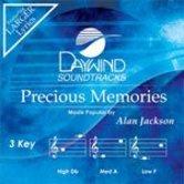 Precious Memories, Accompaniment Track, As Made Popular by Alan Jackson, CD
