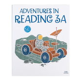 BJU Press, Adventures in Reading 3A Student Book, 3rd Edition, Grade 3