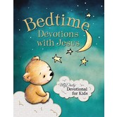 Thomas Nelson, Bedtime Devotions with Jesus: My Daily Devotional for Kids, by Johnny Hunt, Hardcover