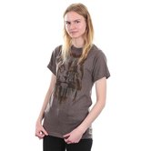 Future Shirts, for KING & COUNTRY, Run Wild Lion, Men's or Women's T-Shirt, Brown Heather, M-2XL