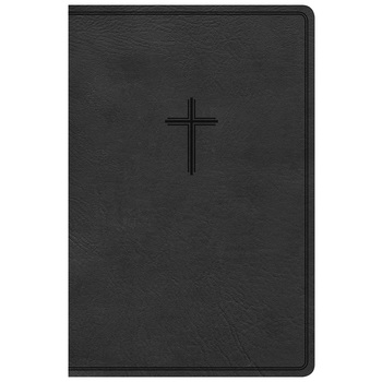 CSB Everyday Study Bible, Imitation Leather, Multiple Colors Available