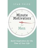 Minute Motivators For Men, by Stan Toler, Paperback
