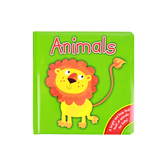 Animals, Bright Beginnings, by Nick Ackland, Board Book
