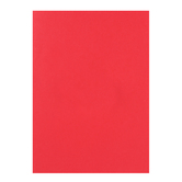 Pacon, Heavyweight Construction Paper, Festive Red, 50 Sheets