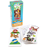 Melissa & Doug, Poke-a-Dot Numbers Learning Cards, 13 Cards, Ages 1 to 6