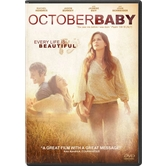 October Baby, DVD
