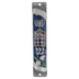 Holy Land Gifts, Breastplate & Menorah Mezuzah, Pewter, Blue & Silver, 4 3/4 inches