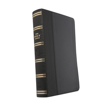 KJV Reference Bible, Giant Print, Thumb Indexed, Imitation Leather, Multiple Colors Available
